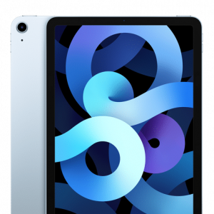 iPad Air 4 Sky Blue