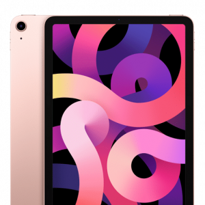 iPad Air 4 Rose Gold