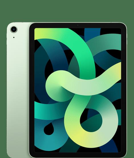 iPad Air 4 Green