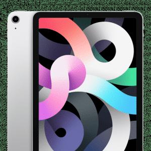 iPad Air 4 Silver