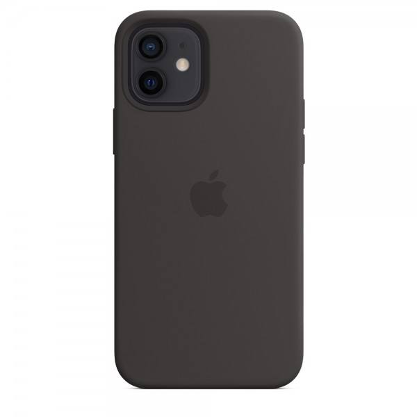 Apple iPhone 12 Pro Max Silicone Case (LUX copy) with MagSafe
