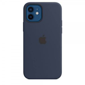 Apple iPhone 12/12 Pro Silicone Case (LUX copy) with MagSafe