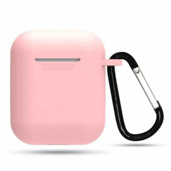 Silicone Case Apple AirPods + skoba