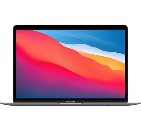 MacBook Air (2020) Intel Silver Space Grey Gold